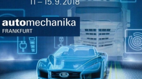 At Automechanika Frankfurt 2018 Exhibition, we were together again ...